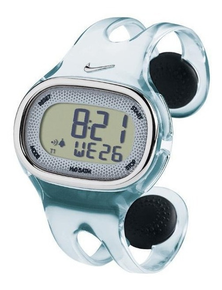Relógio De Pulso Nike Imara Kylo Cee - Azul Translucido