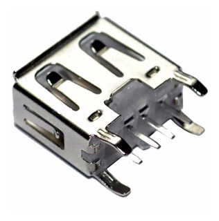 2 Conectores Entrada Usb Radio Pionner Original Dhe 4 Garras
