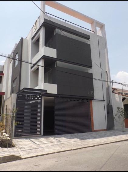 Renta Departamento Frente Ibero Puebla