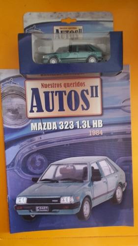Imagen 1 de 1 de Colección El Comercio Mazda 323 Auto Carro Vehículo