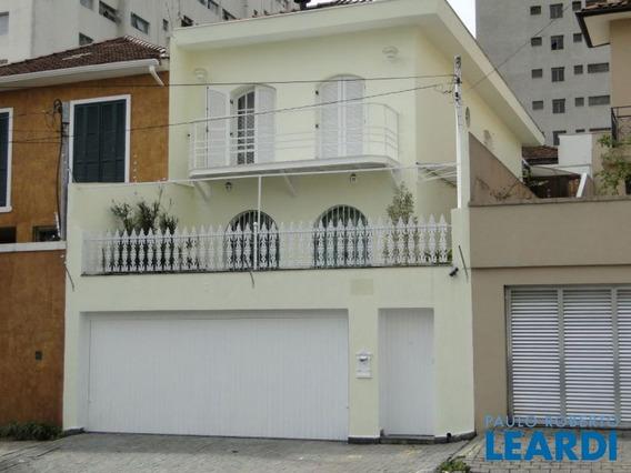 Casa Assobradada - Vila Mariana - Sp - 425512