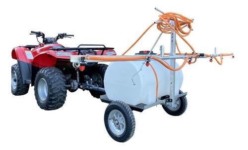 Pulverizador  Quadriciclo Com  Lança 15 M - Moldemaq