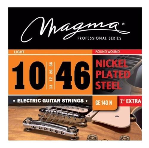 Magma Ge140n Encordado Guitarra Electrica 010 1 Extra