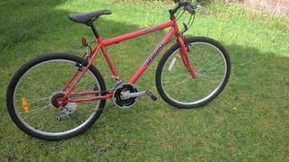 Bicicleta Nueva Sin Uso Ni Una Vuelta
