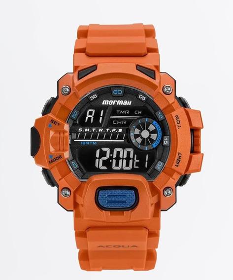 Relógio Masculino Digital Mormaii Mozm1132/8l