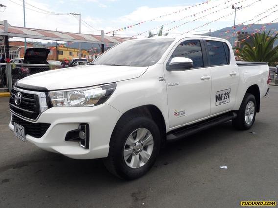 Toyota Hilux Revo