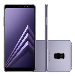 Samsung Galaxy A8 + Plus A730 - Dual, 16mp, 64gb, 4g - Novo