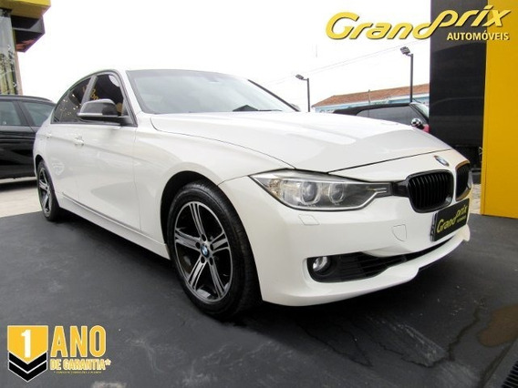 Bmw 320i 2015 2.0 16v Turbo Active Flex 4p Automática Bran