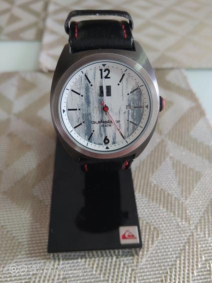 Relógio Quiksilver Brigadier Em Perfeito Estado Lindo