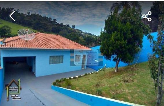 Chácara Com 2 Dormitórios À Venda, 1058 M² Por R$ 280.000 - Centro - Bragança Paulista/sp - Ch0008