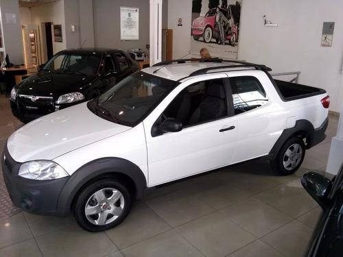 Fiat Strada 2020 0km Plan Gobierno/ Pimes Solo Con Tu Dni A*