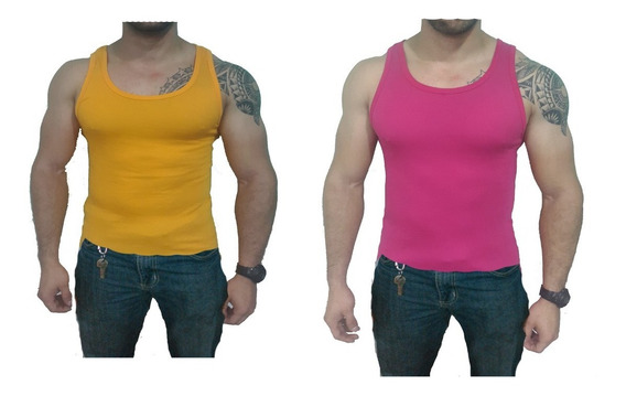 3 Franelillas Guardacamisas Camisetas Caballero 100% Algodon