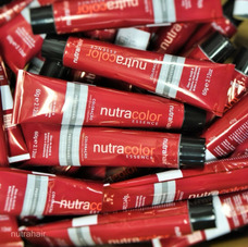 10 Tubos De Coloracao Nutra Hair / 2un Ox 20