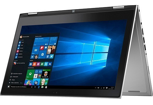 Notebook Dell 2 Em 1 Inspiron I13-7348-c40 Windows 10 - Prat