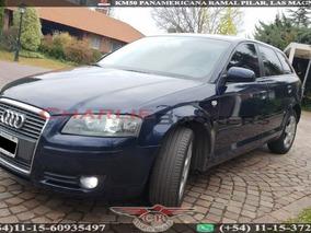 Audi A3 2.0 Tdi Premium 2006 Turbo Diesel 2.0tdi Sportback