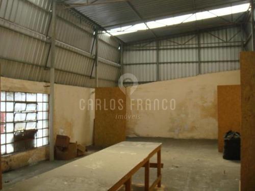 Imagem 1 de 7 de Galpão - Ipiranga - Cf69191