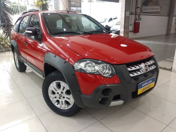 Fiat Palio Weekend Adventure Locker 1.8 16v(flex) 2009/2010