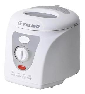 Freidora Yelmo FR-7300 blanca 220V