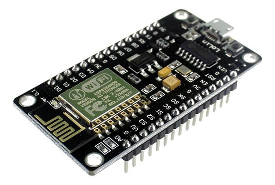Módulo Wifi Esp8266 Nodemcu Ch340 Wifi 802.11 V3 Internet
