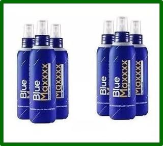 Kit 6 Blue Maxxxx Original-bluemaxxxx