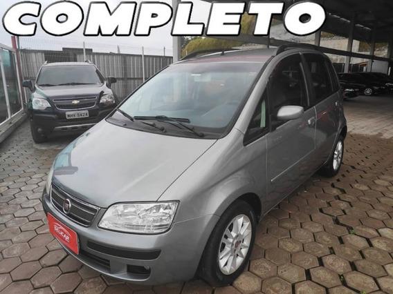 Fiat Idea Elx 1.4 2010 Completo Financia 100%