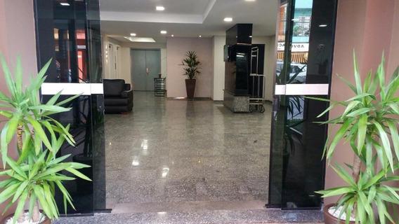 Flat Com 1 Dormitório À Venda, 52 M² Por R$ 160.000 - Centro - São Bernardo Do Campo/sp - Fl0139