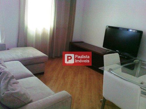 Apartamento  Residencial Para Locação, Moema, São Paulo. - Ap6333