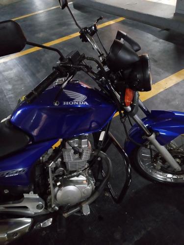 Imagem 1 de 8 de Honda Ks Partida É  Pezin
