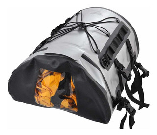 Deluxe 15l Kayak And Paddle Board Deck Bag (plata)