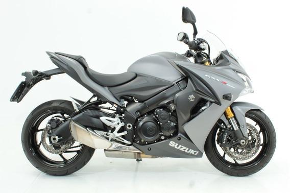 Suzuki Gsx S1000f Abs 2016 Cinza
