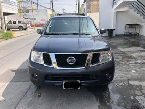 Nissan Pathfinder Advance V6 At
