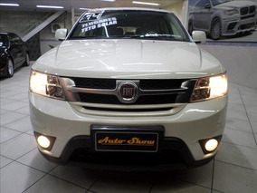 Fiat Freemont Ffiat Freemont 2.4 Precision 2014 Branco 7 Lug
