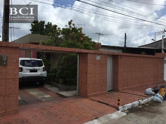 Casa Residencial À Venda, Cruz De Rebouças, Igarassu. - Ca0028