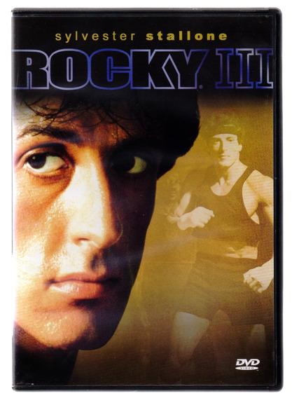 Rocky 3 Tres Sylvester Stallone Pelicula Dvd
