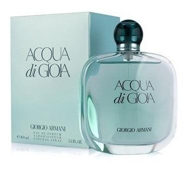 Perfume Acqua De Gioia Para Mujer 100 Ml Original