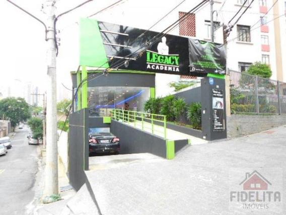 Galpão Para Venda Em São Paulo, Aclimação, 6 Banheiros, 10 Vagas - 150294