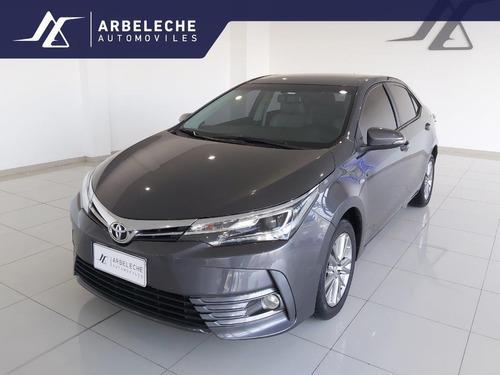 Toyota Corolla Xei 1.8 Pack At 1.8 2018 Divino! - Arbeleche
