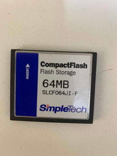 Compact Flash 64mb