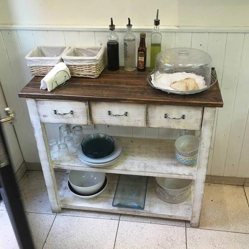 Isla De Cocina Mesa Auxiliar De Cocina Somos Fabricantes ...