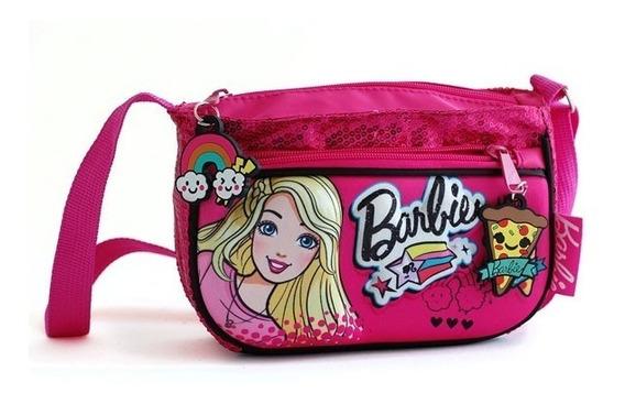 Bandolera Cartera Barbie Diseño 3d