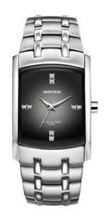 Armitron-reloj Para Hombre (acero Inoxidable) Nuevo En Caja