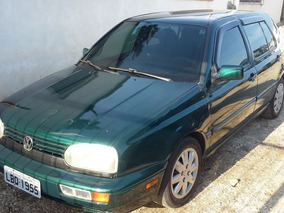 Volkswagen Golf Gl 1997 Verde Gasolina