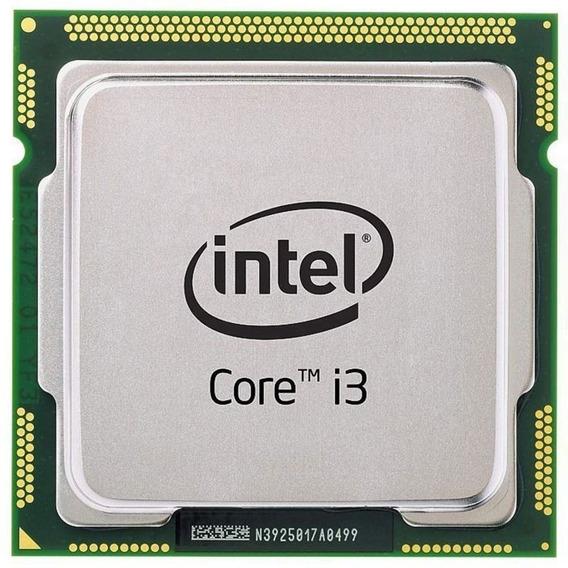 Processador Intel I3-2100 Lga 1155-seminovo