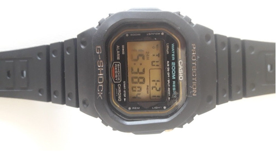 Relógio Casio G Shock Rosqueado Dw 5600