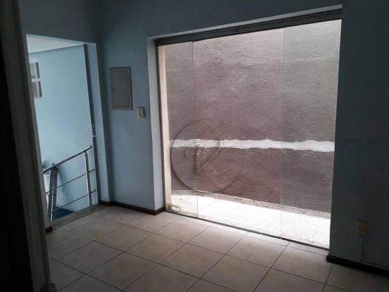 Salão Comercial Para Venda E Locação, Centro, Santo André. - Sl0187