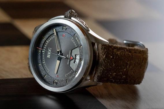 Reloj Mecánico Rec Rjm 02