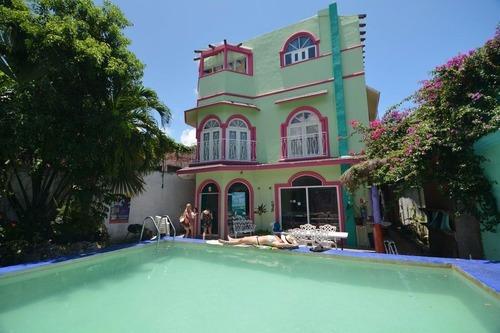 Cancun Centro Hostal En Venta