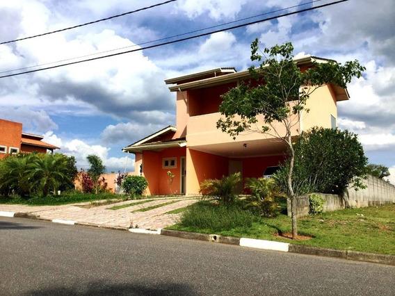 Casa Residencial À Venda, Monterey Ville, Mogi Das Cruzes. - Ca0402