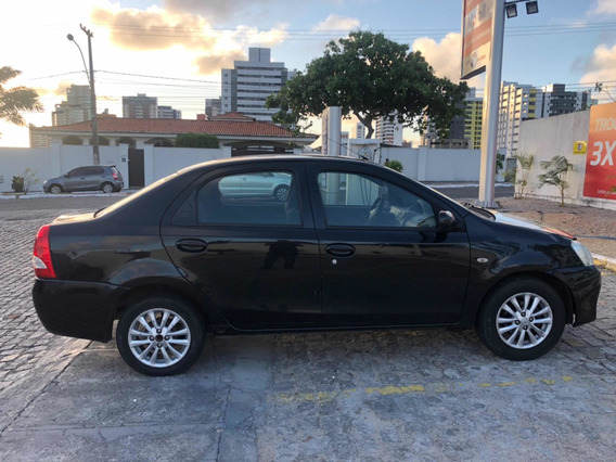 Toyota Etios Sedán Xls 1.5 Completo