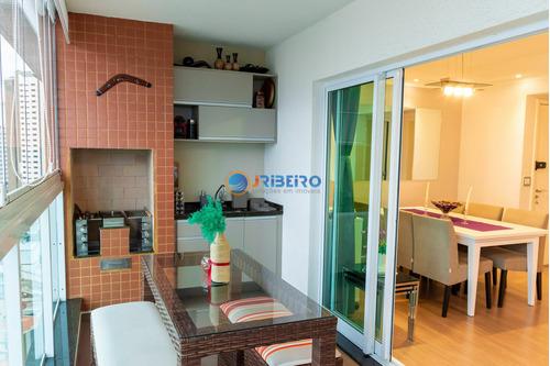 Imagem 1 de 30 de Apartamento À Venda 3 Dormitórios 2 Suítes 2 Vagas Varanda Gourmet No Bairro Santana - São Paulo/sp, Zona Norte - 901362